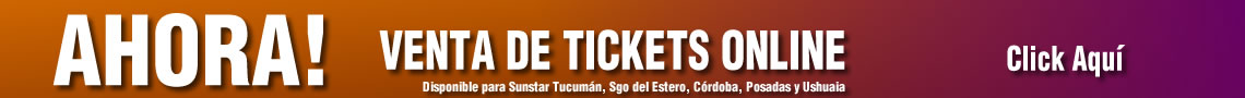 Sunstar online tickets